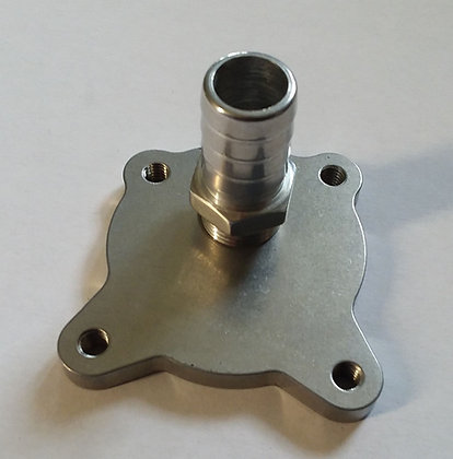 VH45DE Idle Air Control Valve Relocation Adapter Plate
