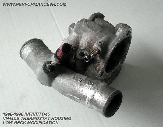 90-96 VH45DE Thermostat Housing Modification