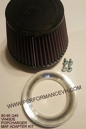 VH45DE Intake Popcharger Kit