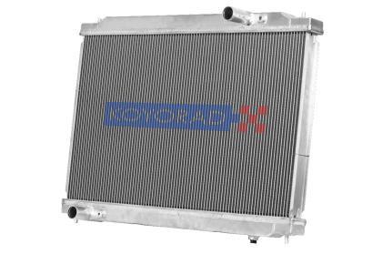 90-96 Nissan 300ZX Twin Turbo T VG30DETT Koyo Aluminum Radiator HH020243