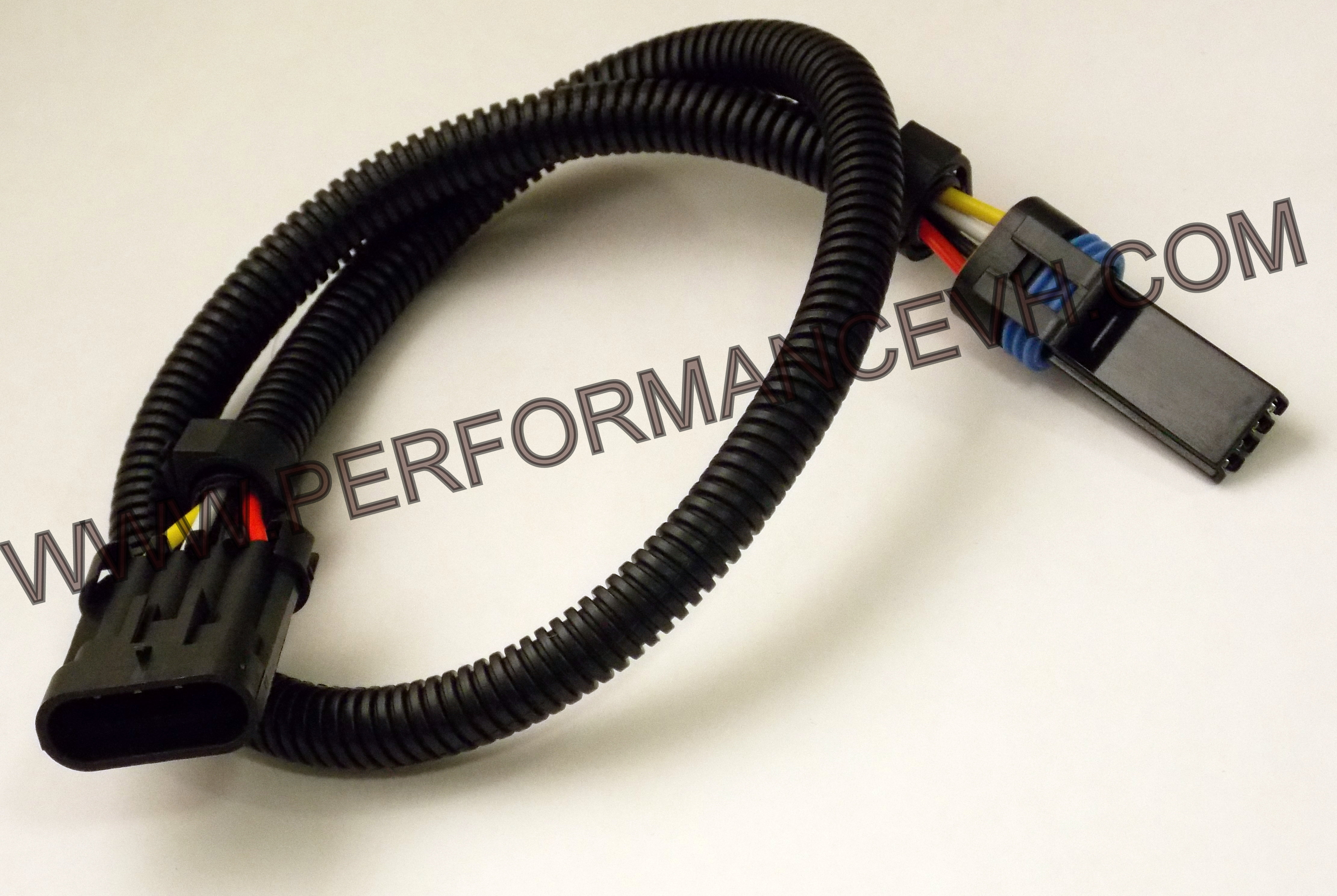 OPTISPARK OPTI-SPARK DISTRIBUTOR WIRE HARNESS LT1 | performancevh on