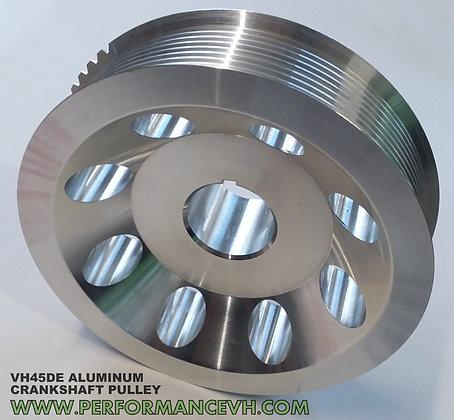 VH45DE Aluminum Crankshaft Pulley