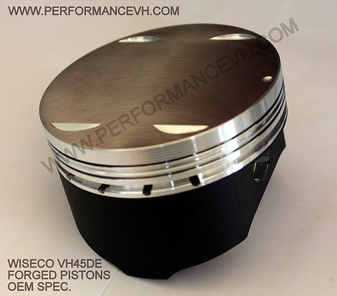 Wiseco VH45DE Forged Pistons