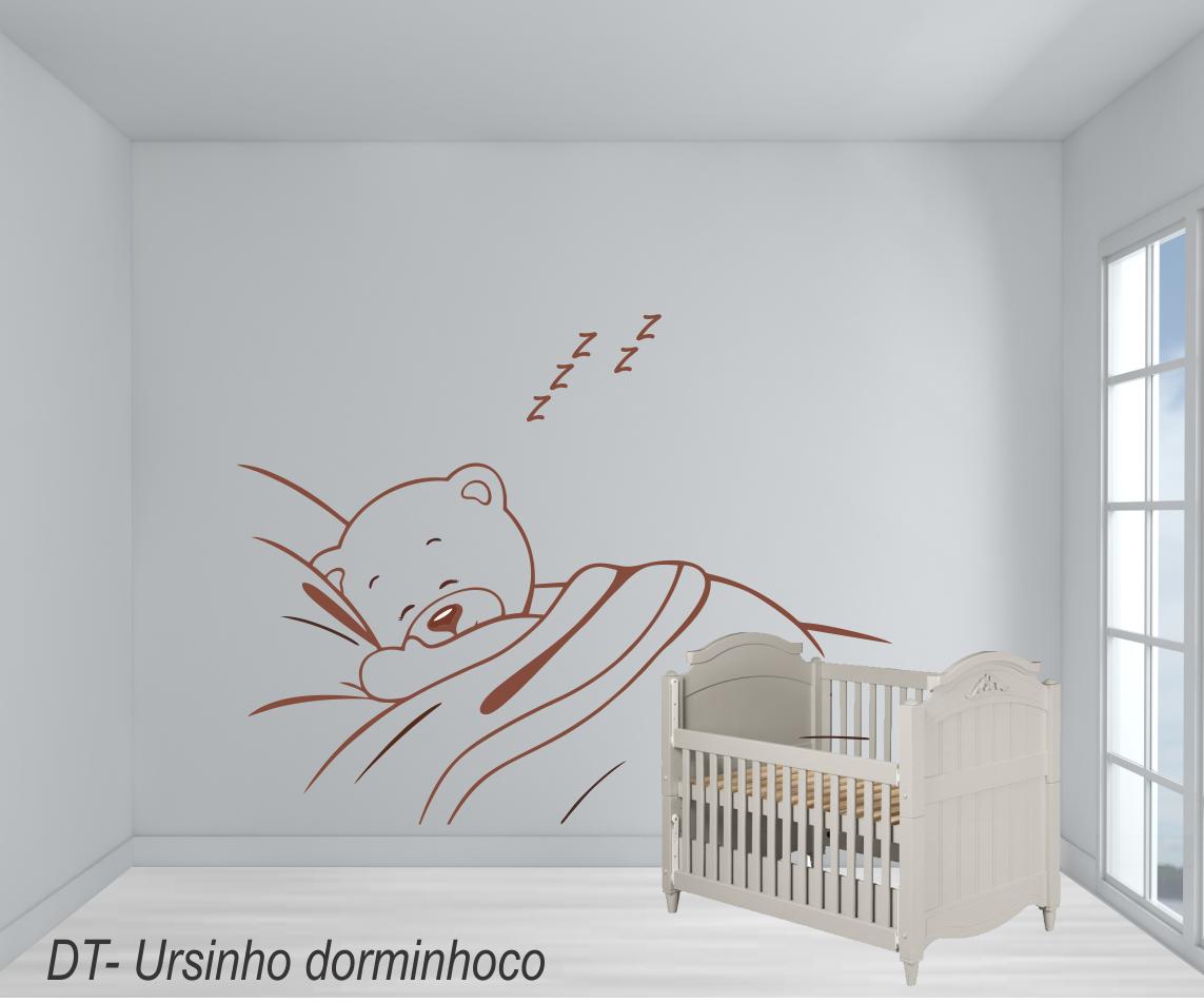 Ursinho dorminhoco