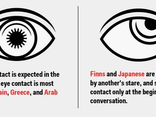 Body Language Across Cultures