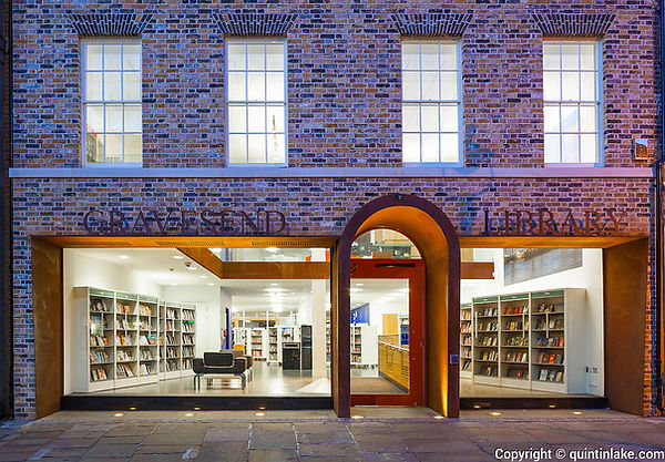 Gravesend library
