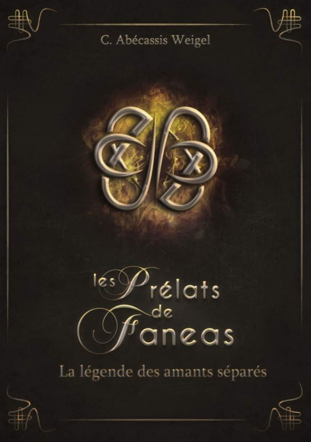 couverture du tome 4 des prélats de Faneas