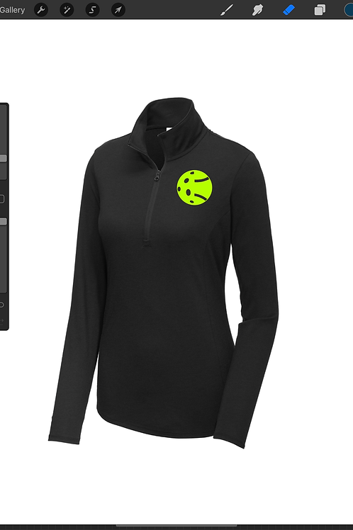 PRO | 1/4 Zip Lightweight Pullover
