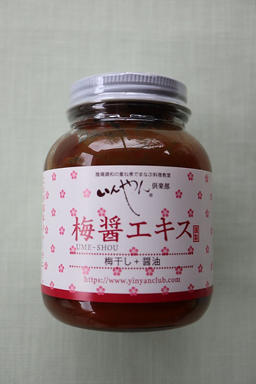 梅醤エキス 250g