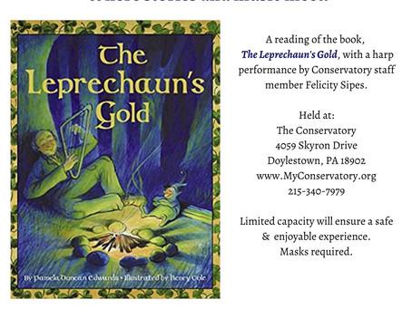 Story Book Concert: The Leprechaun's Gold