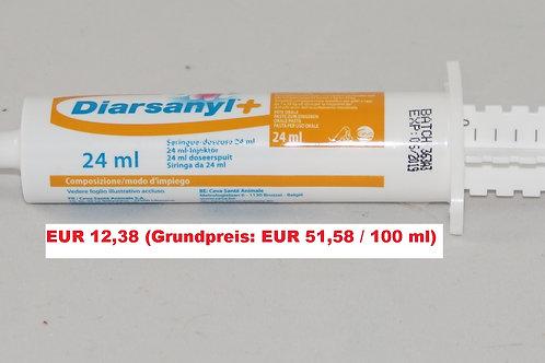 Diarsanyl Plus (24 ml) für mittelgroße Hunde (Grundpreis 51,58 €/100 ml)