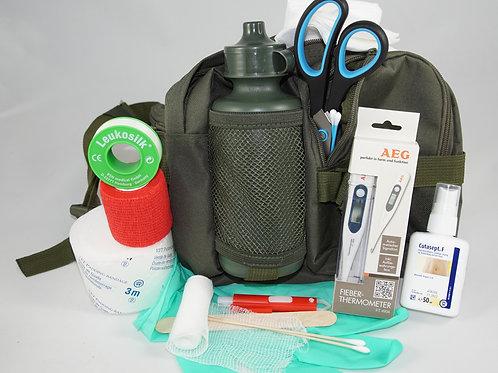 1. Hilfe-Tasche speziell für den Hund(Grundpreis 39,95 €/KG)