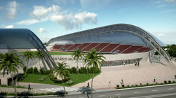 Estadio Municipal - Prefeitura SCS 01