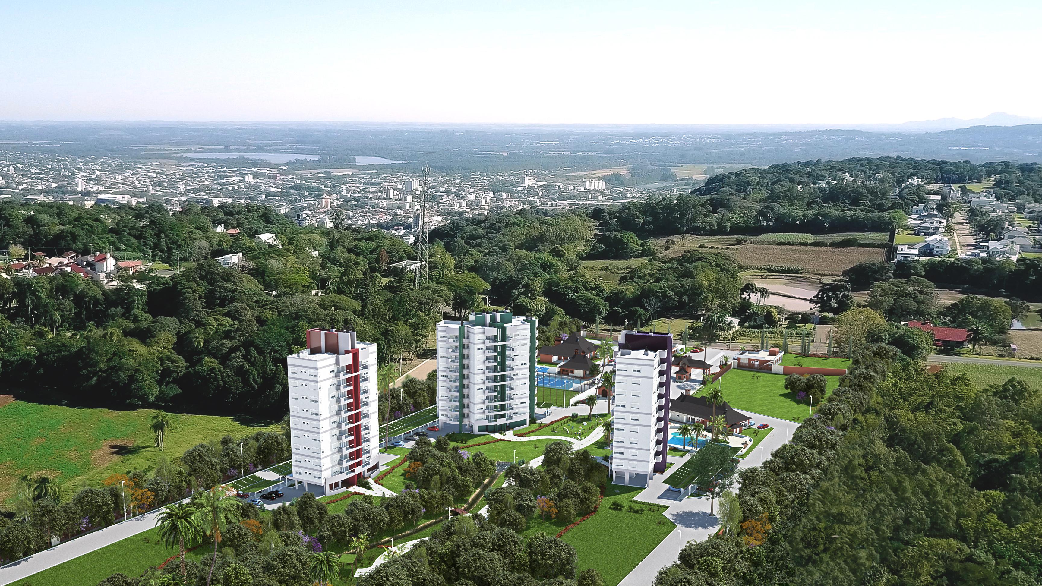 Residencial Parque Europa