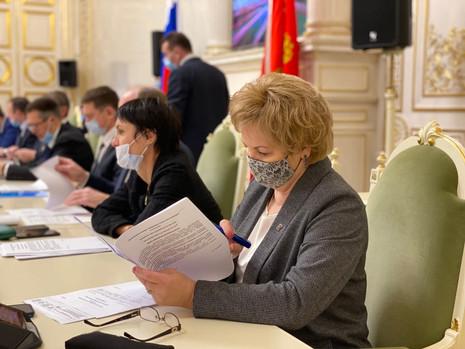 Заседание комитета по законодательству, 18 декабря