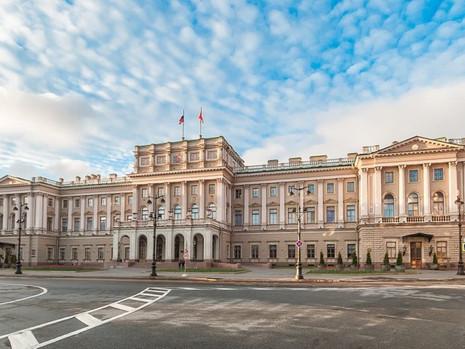 Отчет пресс-службы о заседании Законодательного Собрания СПб 28 апреля 2021 года