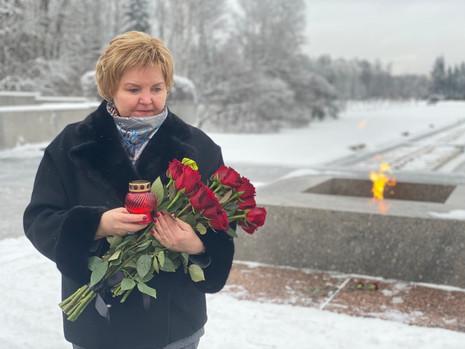 «Вера Владимировна, что для Вас слова – Блокада Ленинграда?»