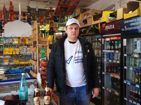 Активистам продали алкоголь до 11-00 утра