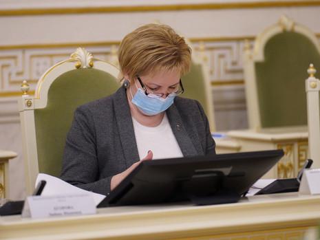 Заседание Комитета по законодательству, 26 февраля