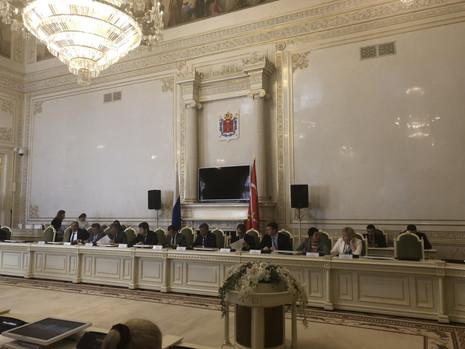 29 июня 2018 года состоялось заседание комитета по законодательству