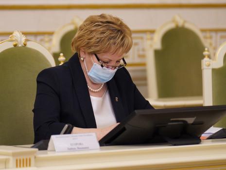 Заседание комитета по законодательству, 17 марта