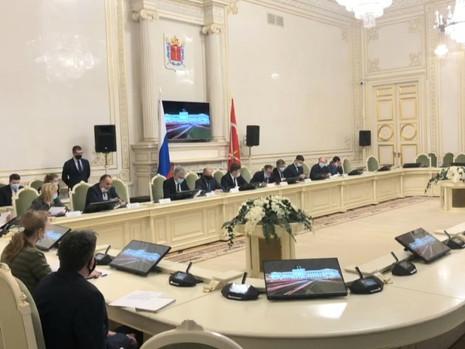 Заседание комитета по законодательству, 19 ноября