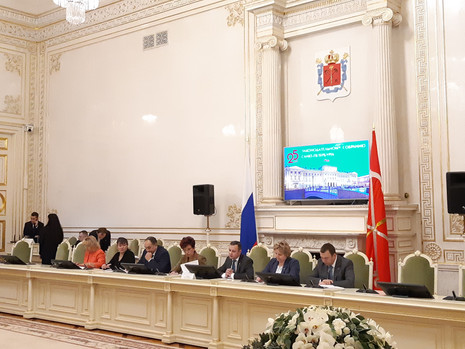 Сергеева В.В. приняла участие в работе рабочей группы