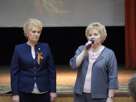 В Санкт-Петербургском техническом колледже прошло праздничное мероприятие, приуроченное Дню Победы