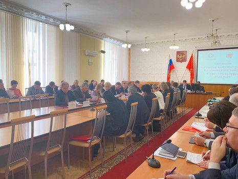 Коллегия администрации Калининского района