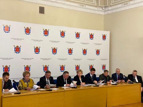 Заседание постоянной комиссии по вопросам правопорядка и законности, 23 марта