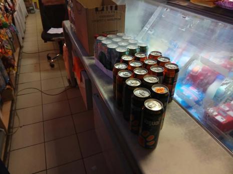 В Калининском районе выявлена реализация алкоголя с нарушением закона