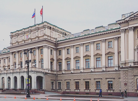 Отчет пресс-службы о заседании Законодательного Собрания СПб 26 февраля 2020 года