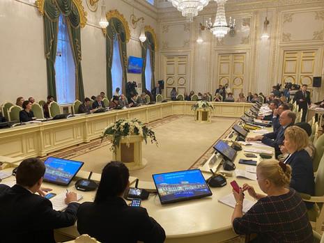 Заседание комитета по законодательству, 28 февраля