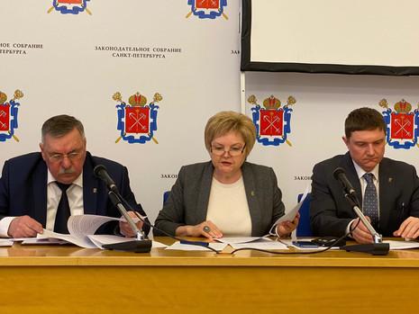 Заседание постоянной комиссии по вопросам правопорядка и законности, 5 апреля