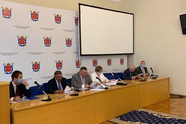 Заседание постоянной комиссии по вопросам правопорядка и законности, 21 июня