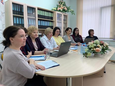 Сергеева приняла участие в образовательном форуме