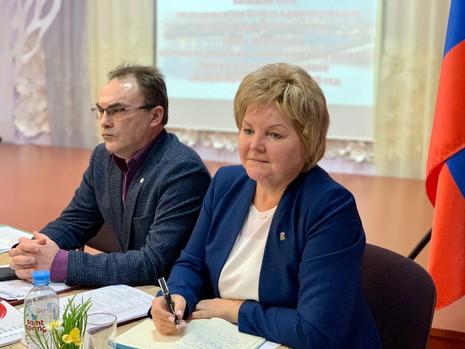 Встреча с жителями МО Большая Охта