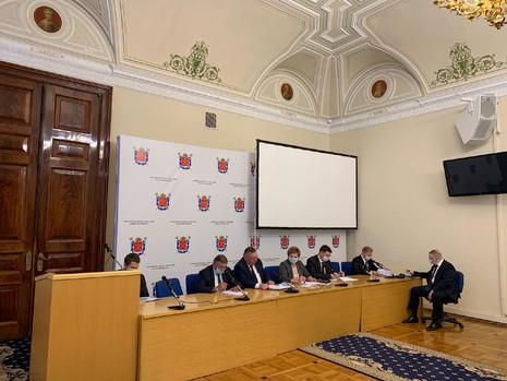 Заседание постоянной комиссии по вопросам правопорядка и законности, 7 декабря