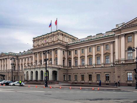 Отчет пресс-службы о заседании Законодательного Собрания СПб 30 октября 2019 года