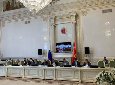 Заседание комитета по законодательству, 18 июня