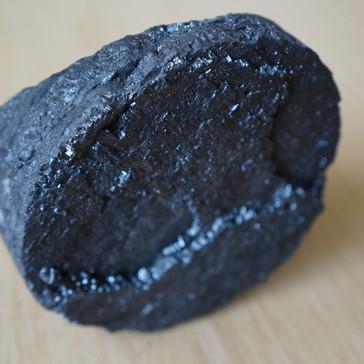 A core of coal