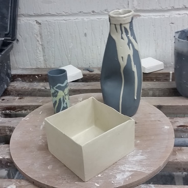 Ready for the kiln