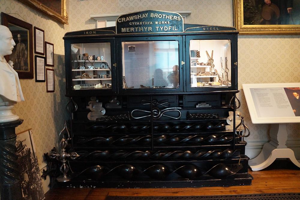Cyfarthfa Cabinet