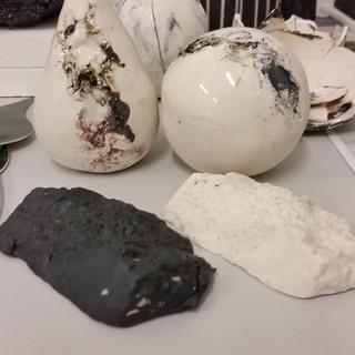 Cast of coal