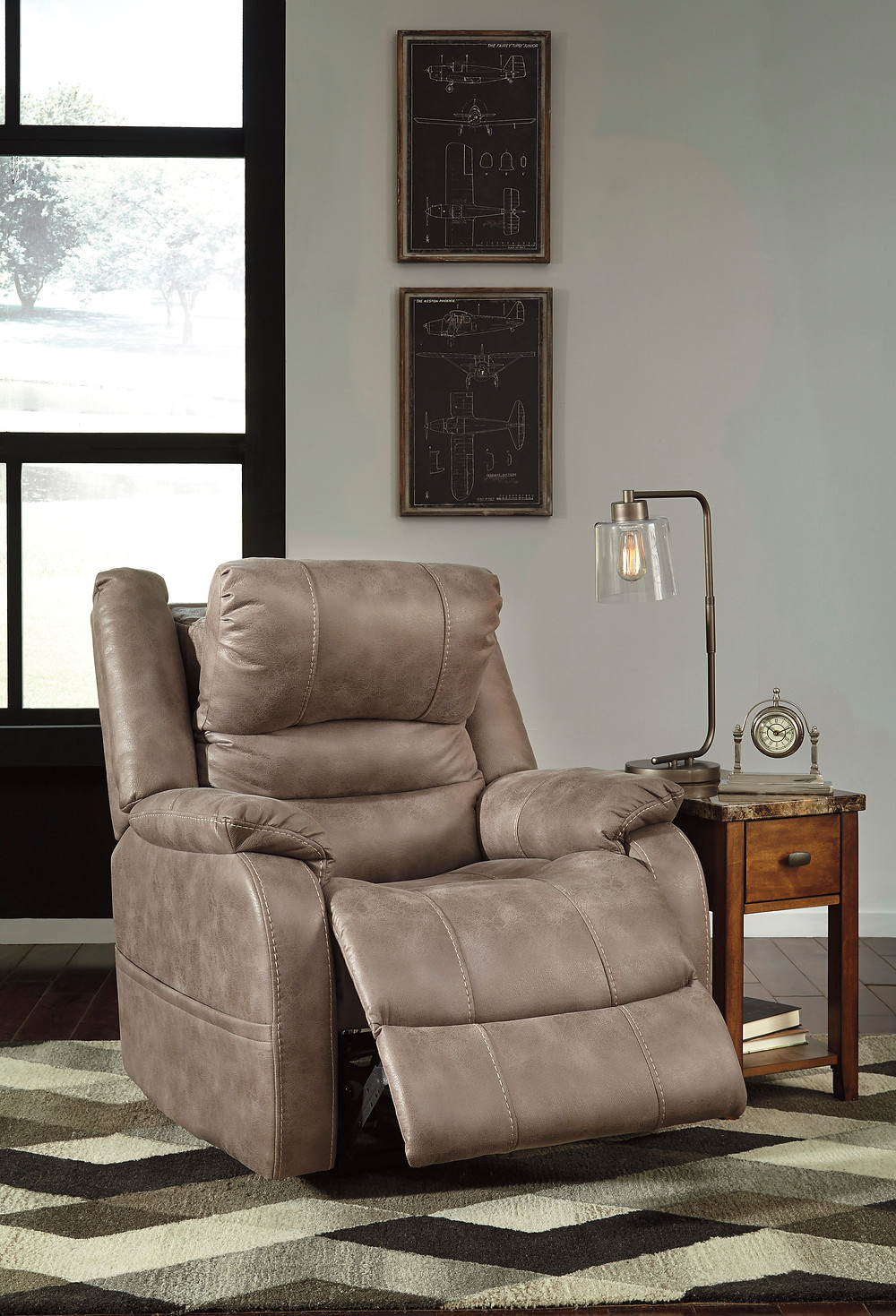 Barling power recliner