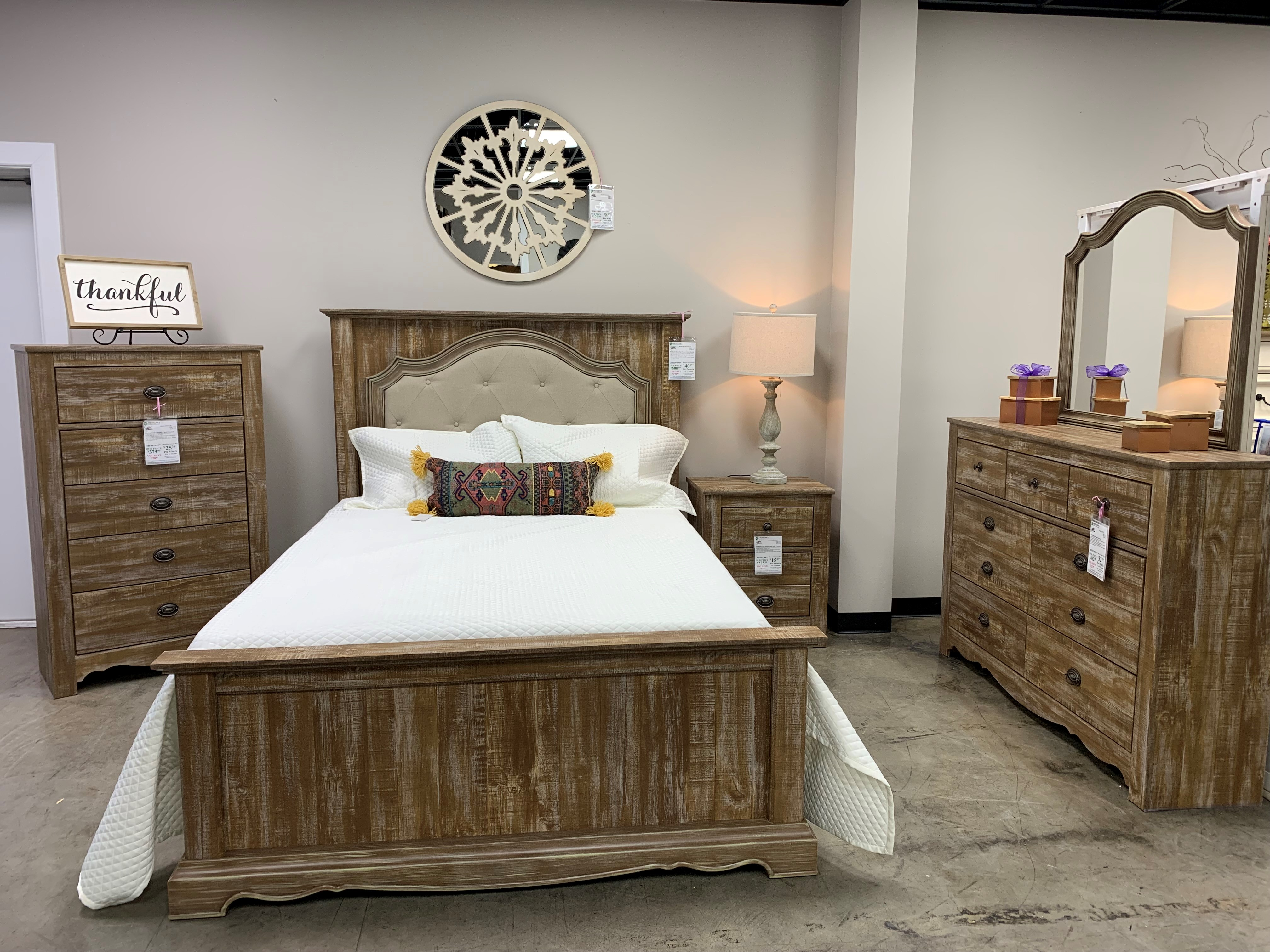 FV Bedroom Rustic