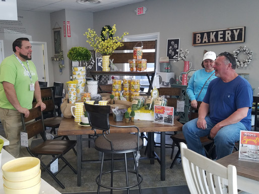 Merison's® Furniture Hosts 7th Annual Shopping Event