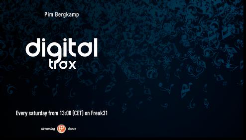 Digital Trax - Pim Bergkamp