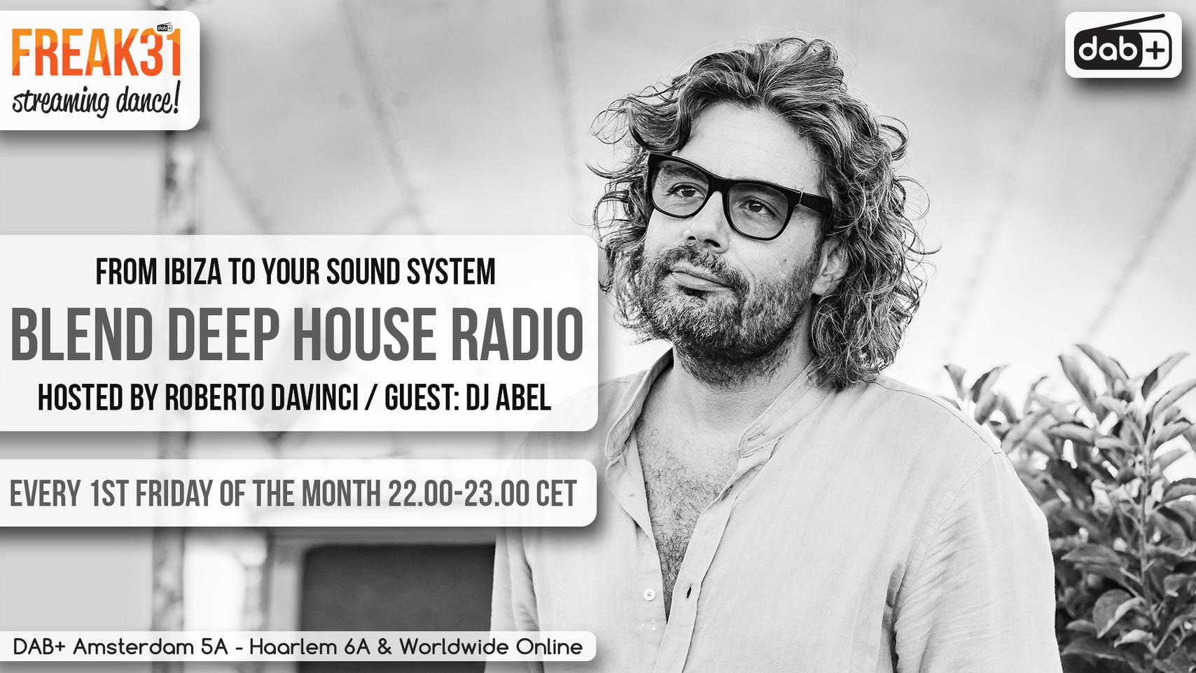 DJ Abel - Blend Deep House Radio