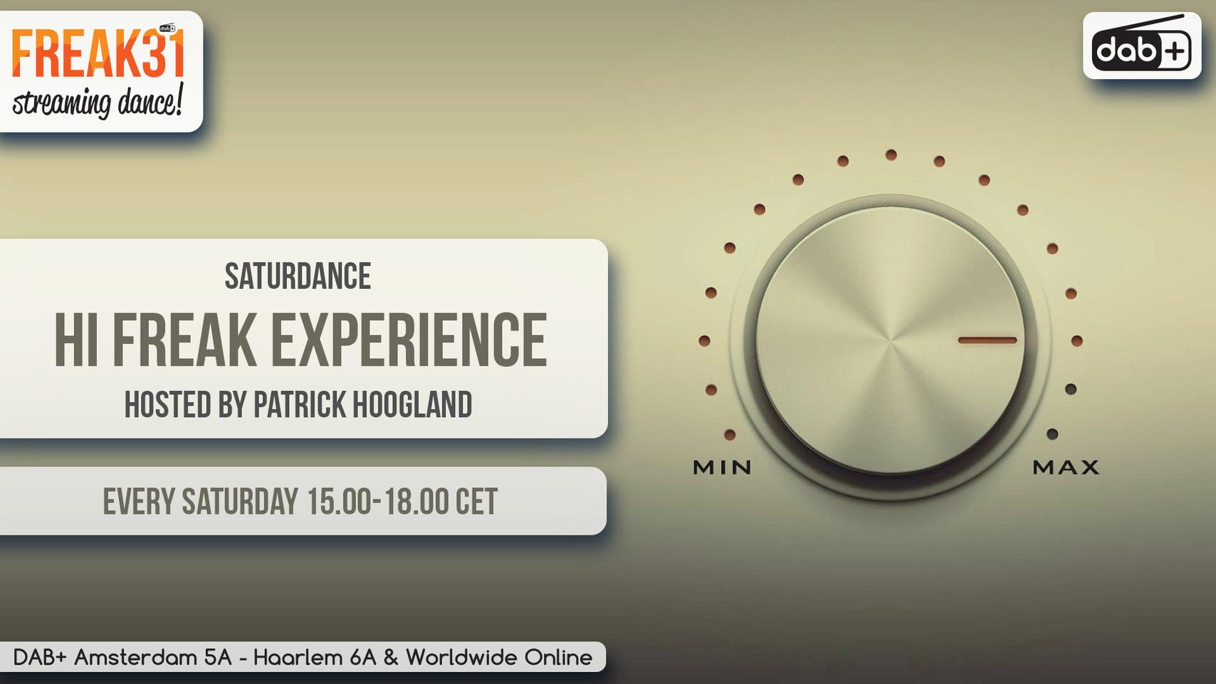 Patrick Hoogland - High Freak Experience